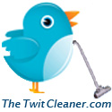 The Twit Cleaner, square button